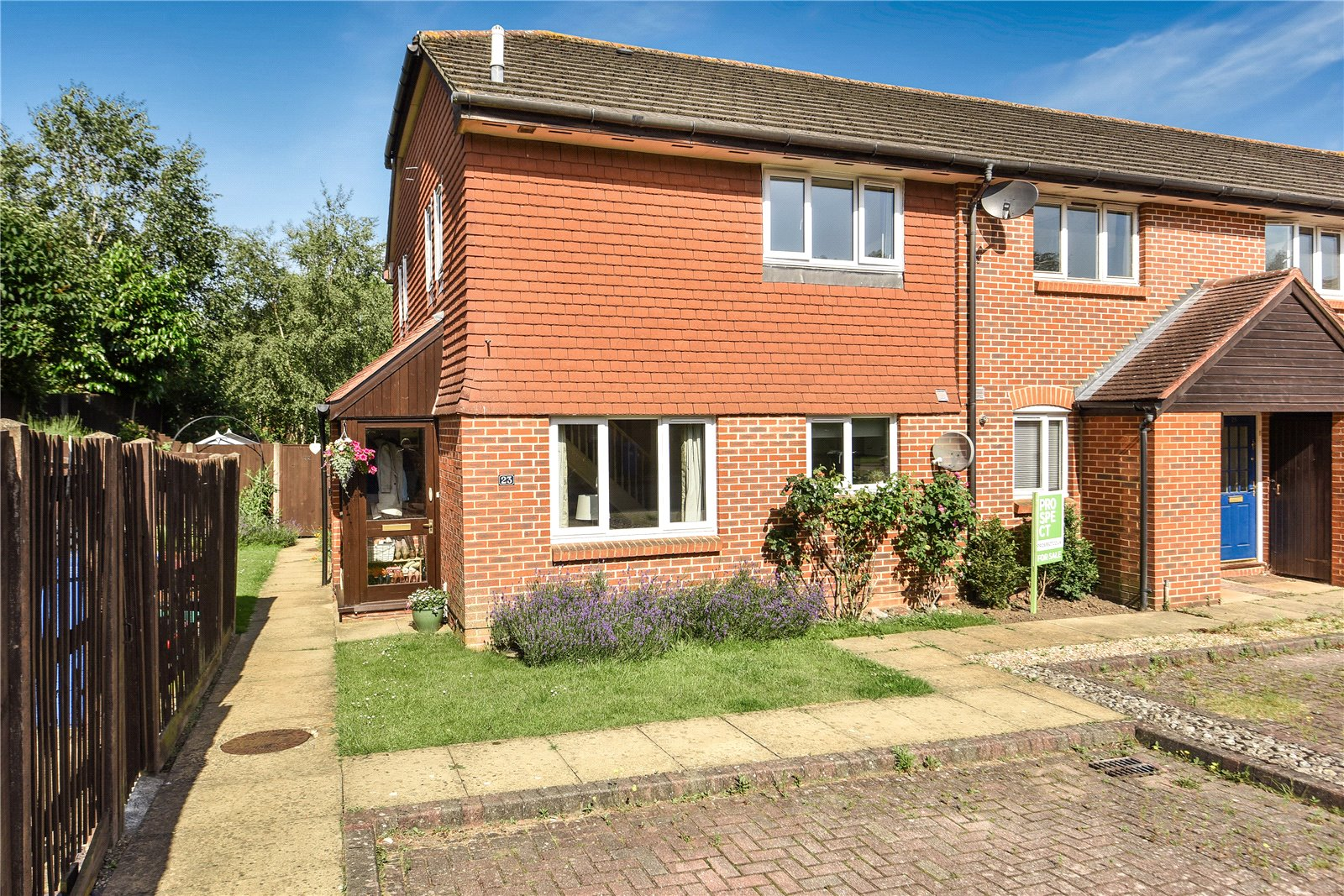 1 Bedroom Terraced House for sale in Portia Grove, Warfield, Bracknell, Berkshire, RG42