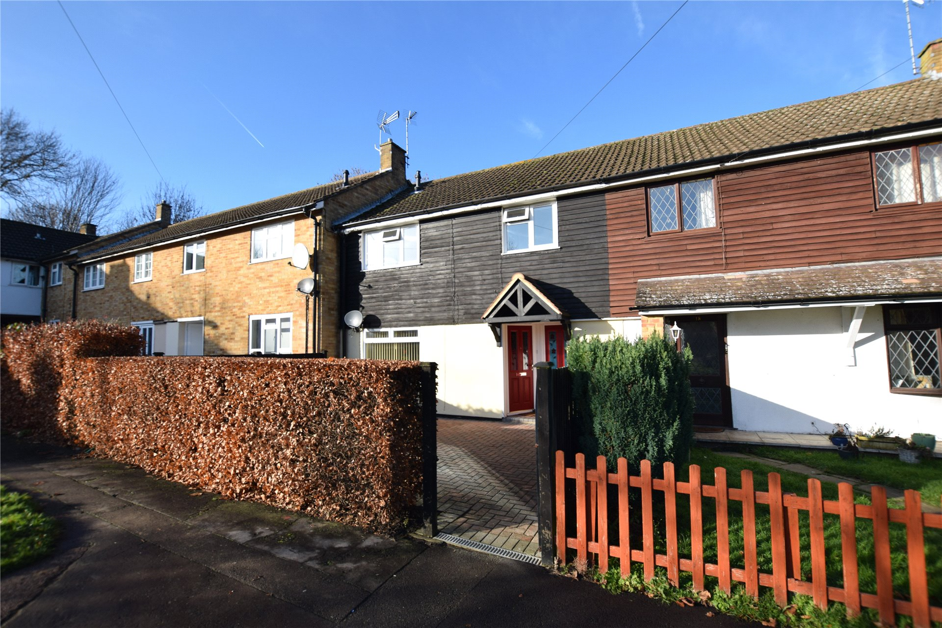 3 Bedrooms Terraced House for sale in North Green, Bracknell, Berkshire, RG12