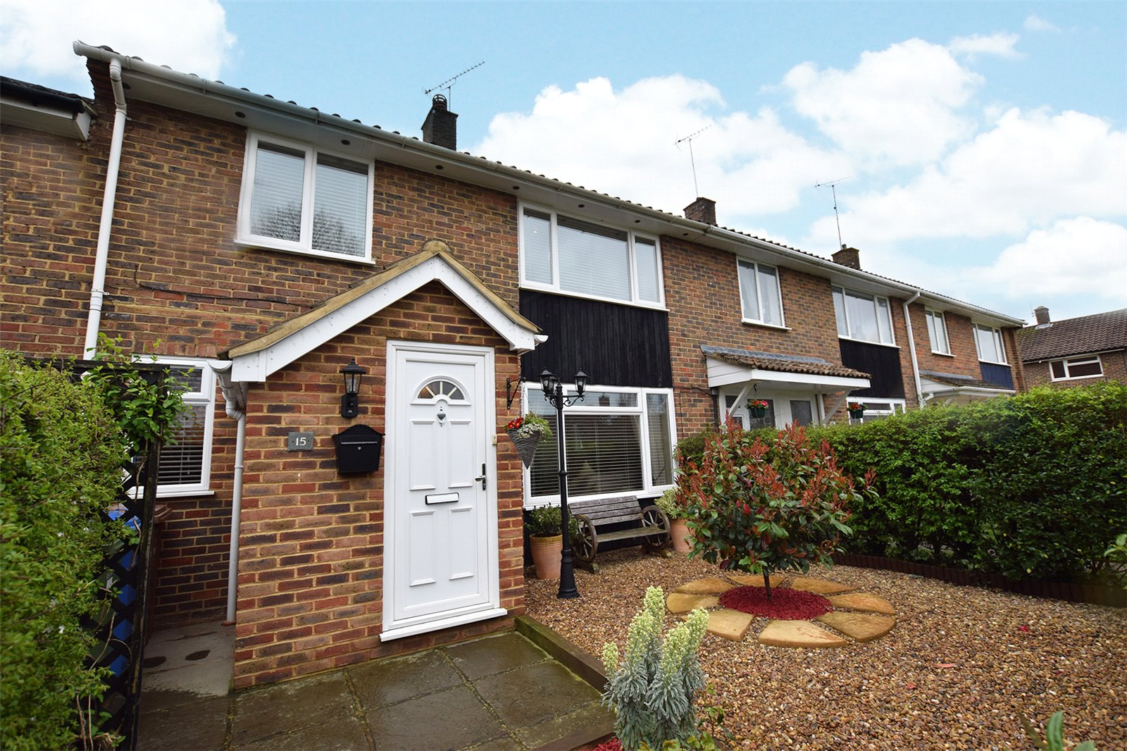 3 Bedrooms Terraced House for sale in Nelson Close, Bracknell, Berkshire, RG12