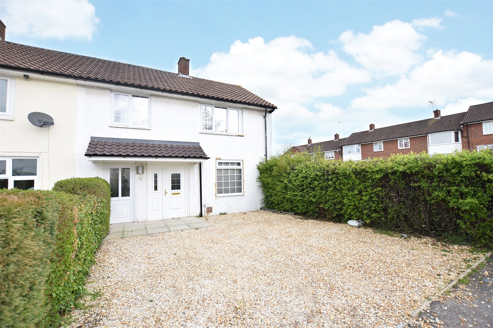 3 Bedrooms End Of Terrace House for sale in Clacy Green, Bracknell, Berkshire, RG42