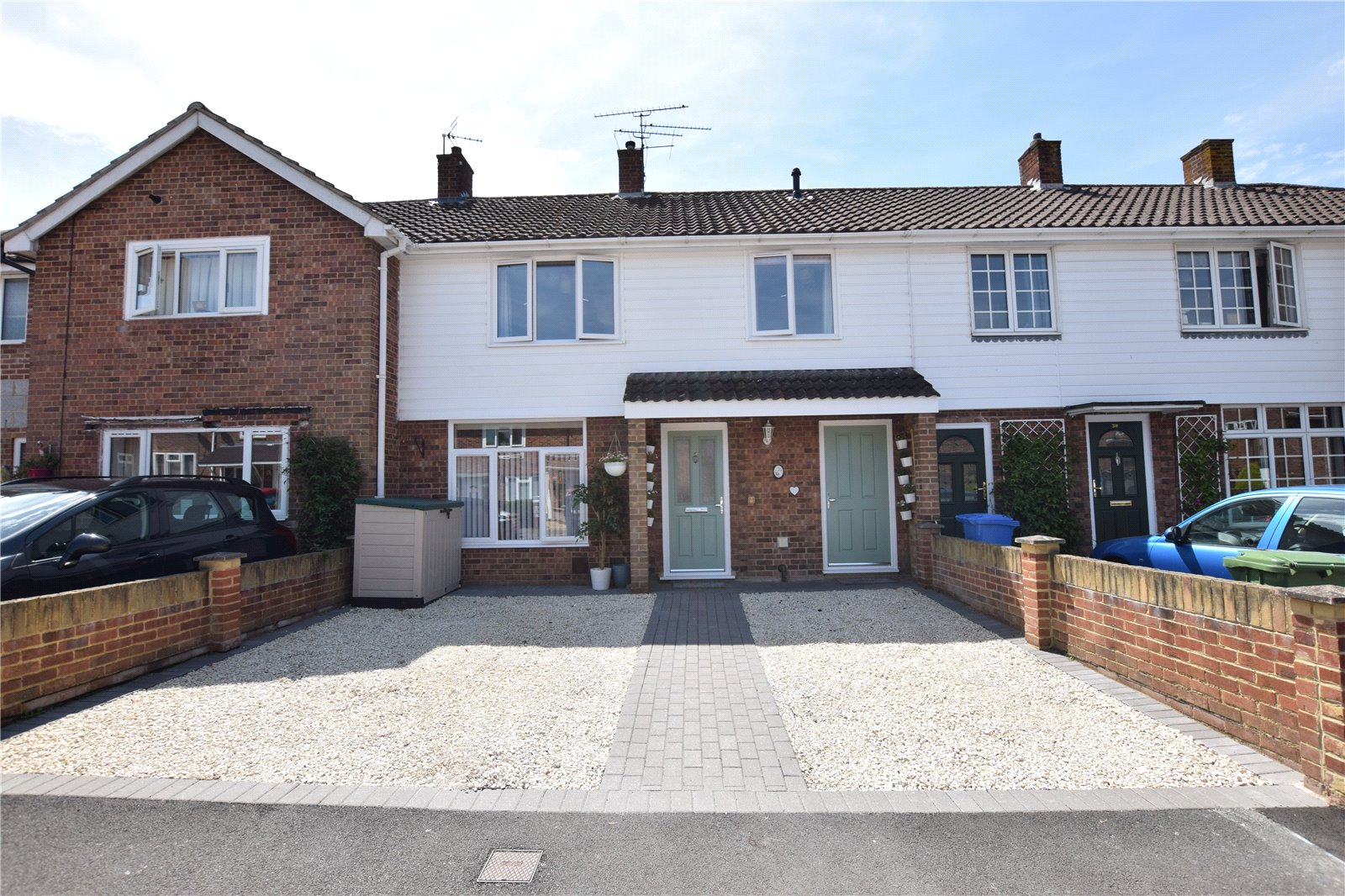 3 Bedrooms Terraced House for sale in Garth Square, Bracknell, Berkshire, RG42