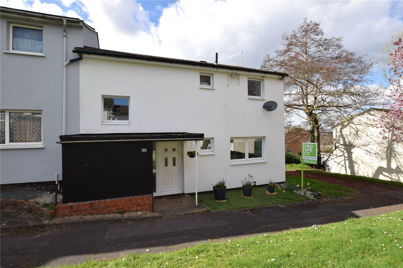 3 Bedrooms End Of Terrace House for sale in Keldholme, Bracknell, Berkshire, RG12