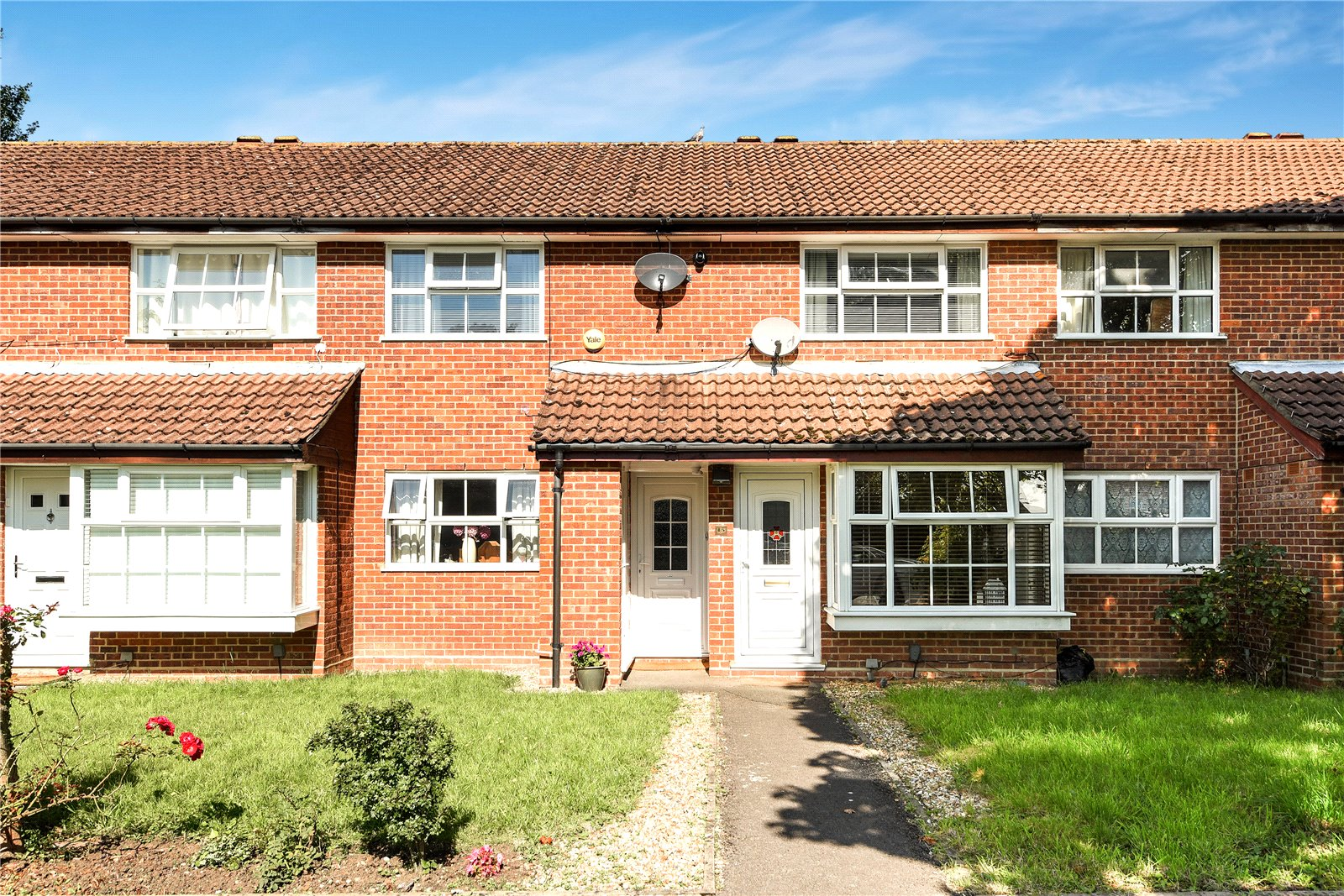 2 Bedrooms Maisonette Flat for sale in Chittering Close, Lower Earley, Reading, Berkshire, RG6