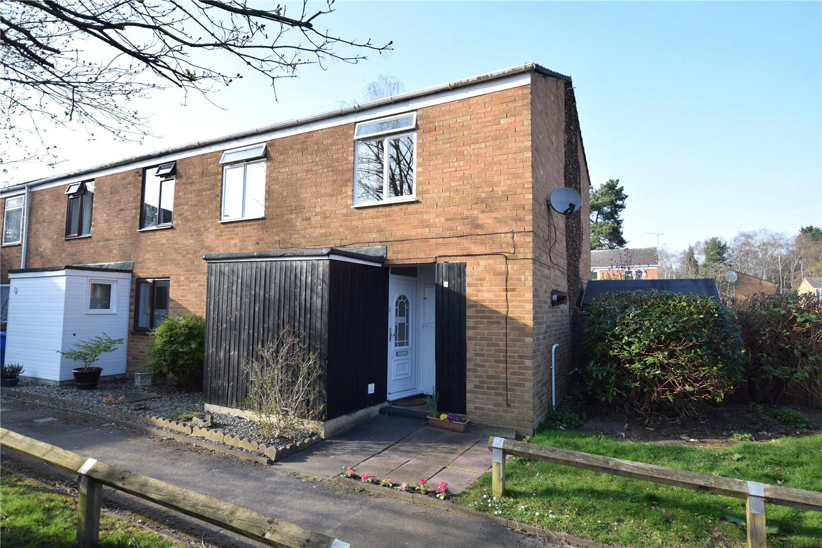 3 Bedrooms End Of Terrace House for sale in Claverdon, Bracknell, Berkshire, RG12