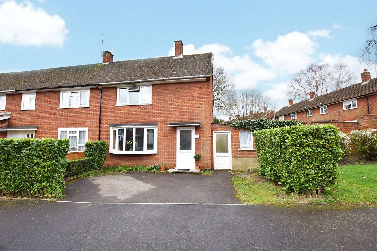 2 Bedrooms End Of Terrace House for sale in South Lynn Crescent, Bracknell, Berkshire, RG12