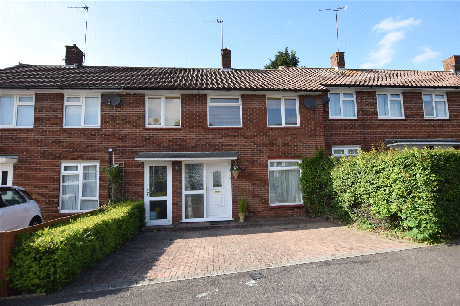 3 Bedrooms Terraced House for sale in Vincent Rise, Bracknell, Berkshire, RG12