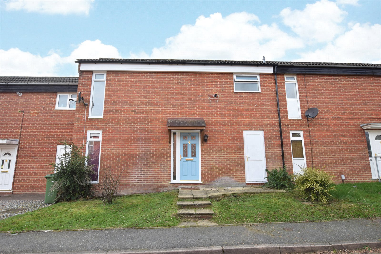 3 Bedrooms Terraced House for sale in Oldstead, Bracknell, Berkshire, RG12