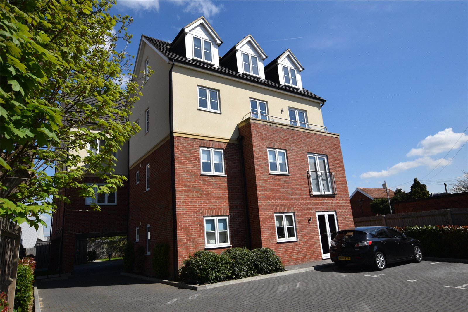 1 Bedroom Apartment Flat for sale in Oxford Road, Reading, Berkshire, RG30