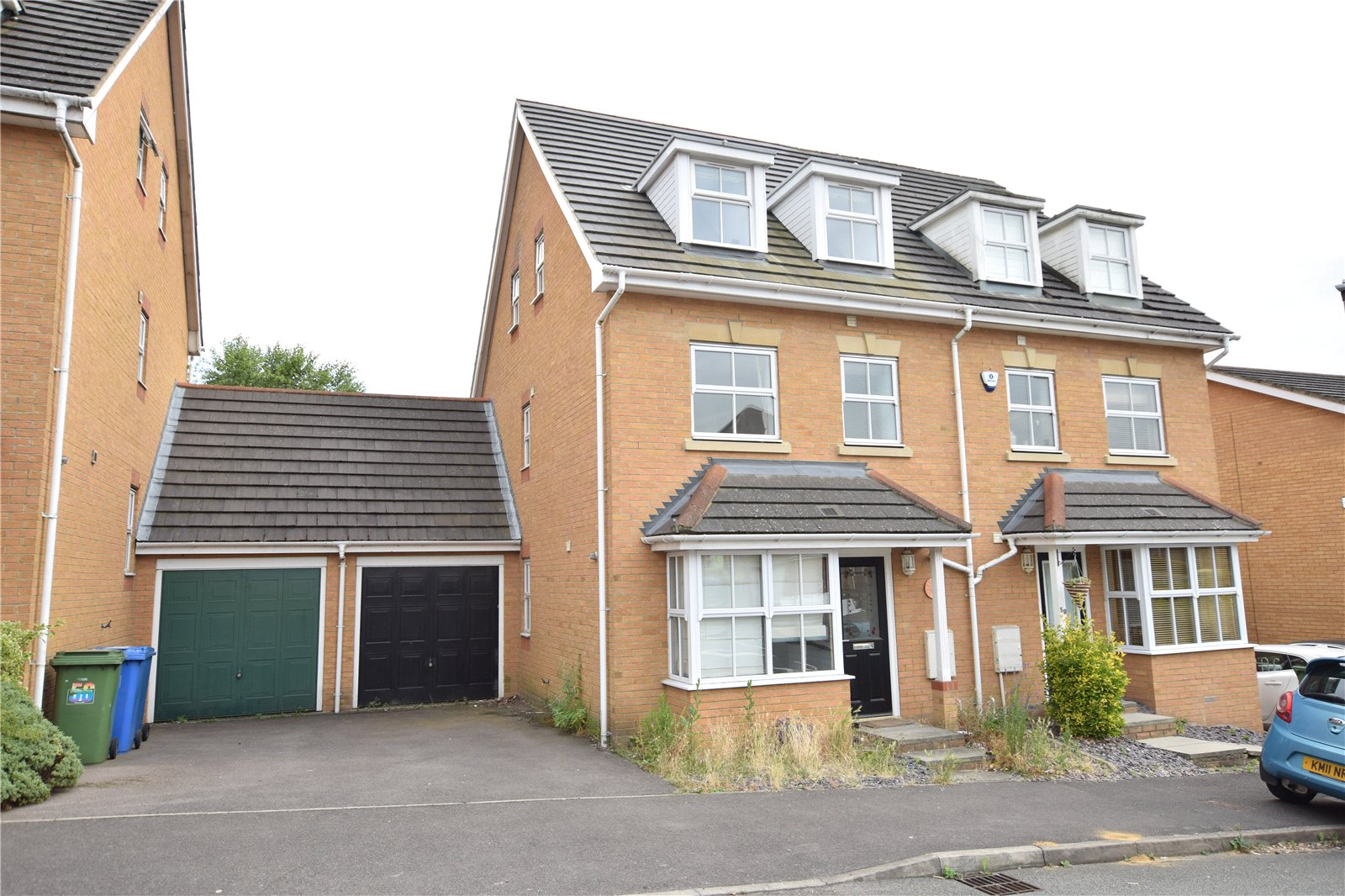 4 Bedrooms Town House for sale in Boole Heights, Bracknell, Berkshire, RG12