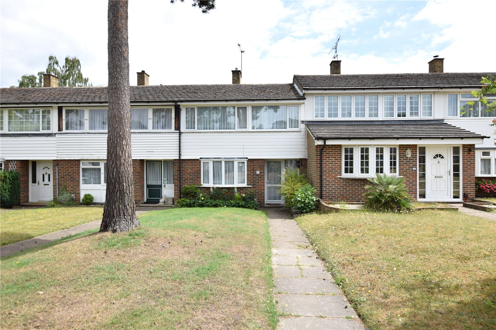 3 Bedrooms Terraced House for sale in Hardwell Way, Bracknell, Berkshire, RG12