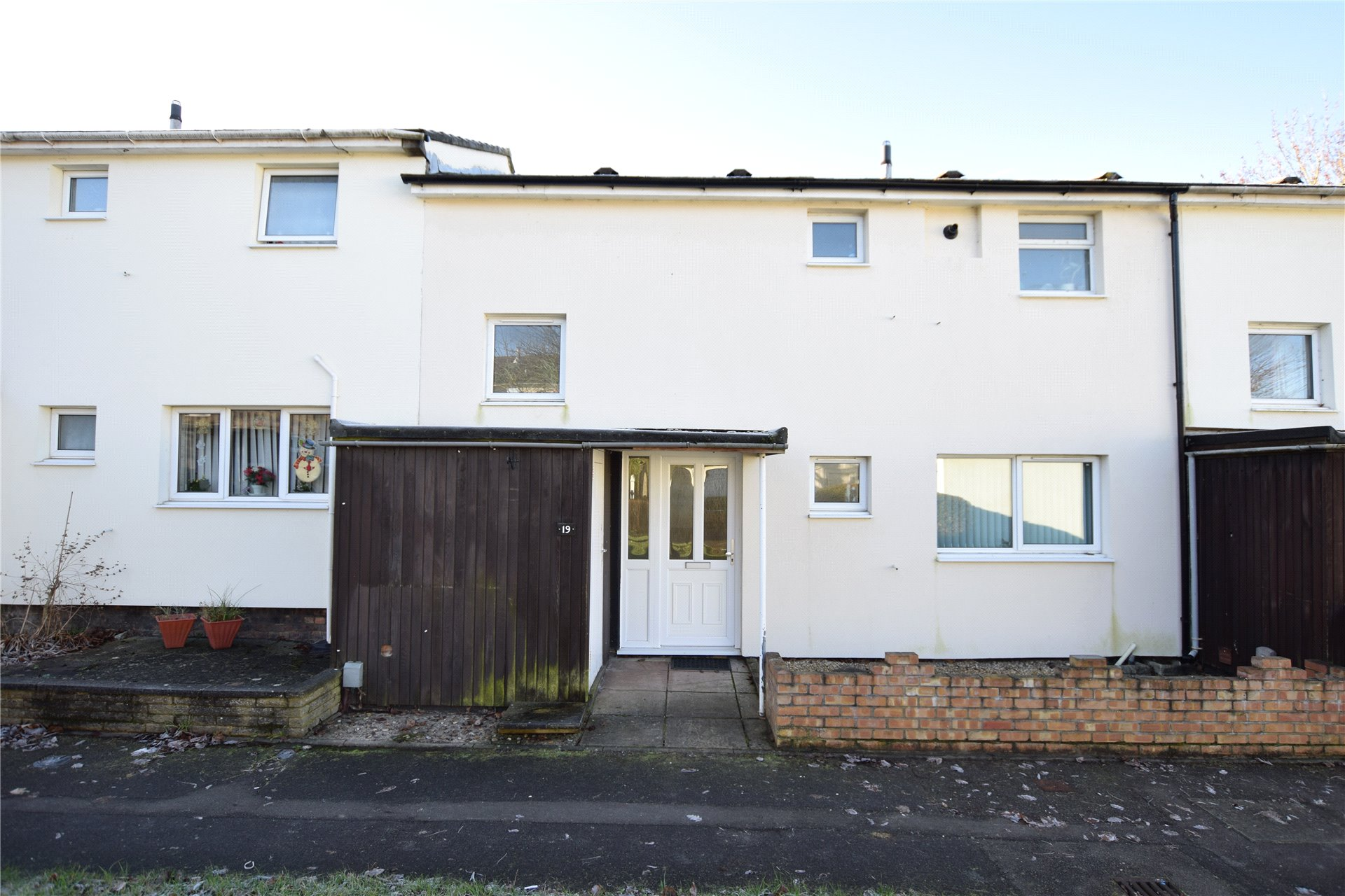 3 Bedrooms Terraced House for sale in Abbotsbury, Bracknell, Berkshire, RG12