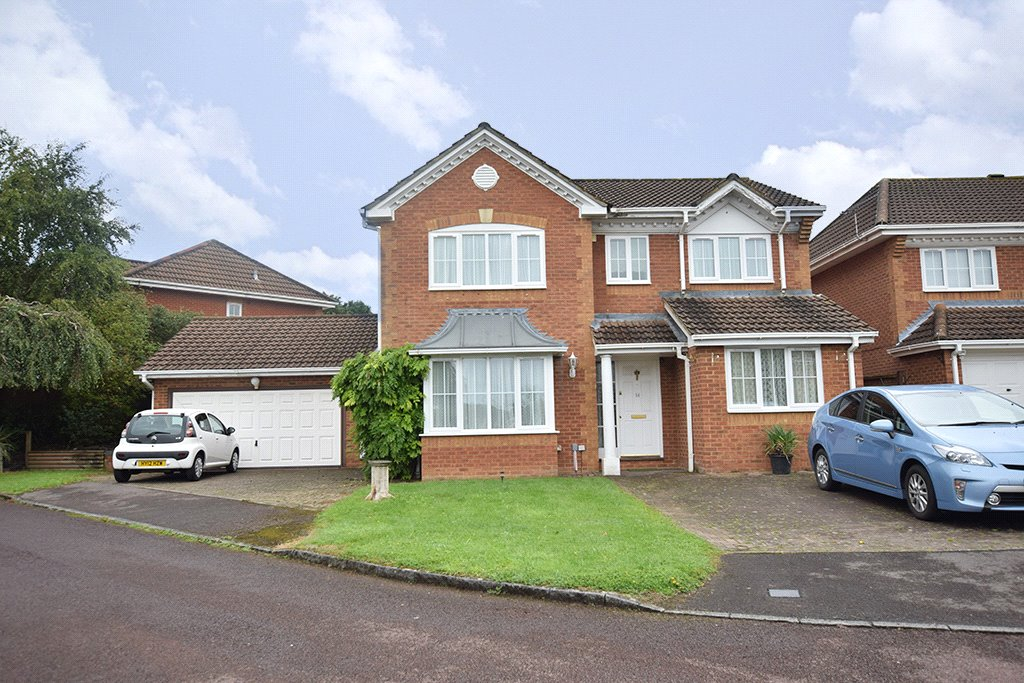 4 Bedrooms Detached House for sale in Cheshire Park, Warfield, Berkshire, RG42