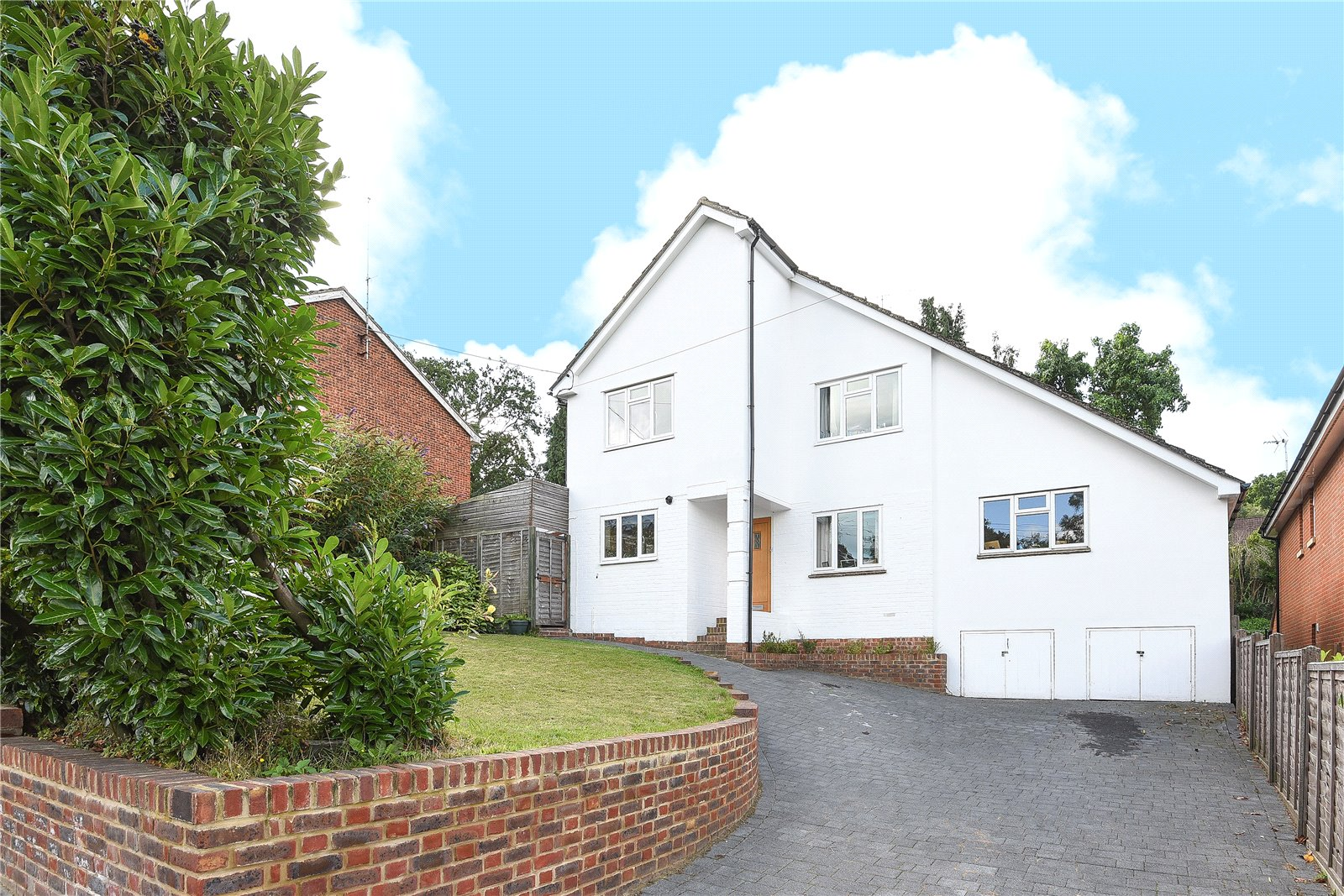 4 Bedrooms Detached House for sale in North Road, Ascot, Berkshire, SL5