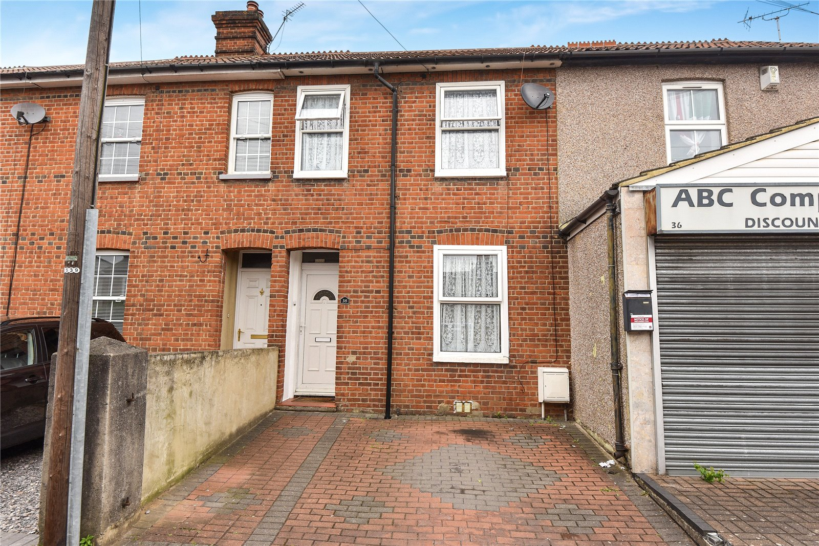 3 Bedrooms Terraced House for sale in Cordwallis Road, Maidenhead, Berkshire, SL6