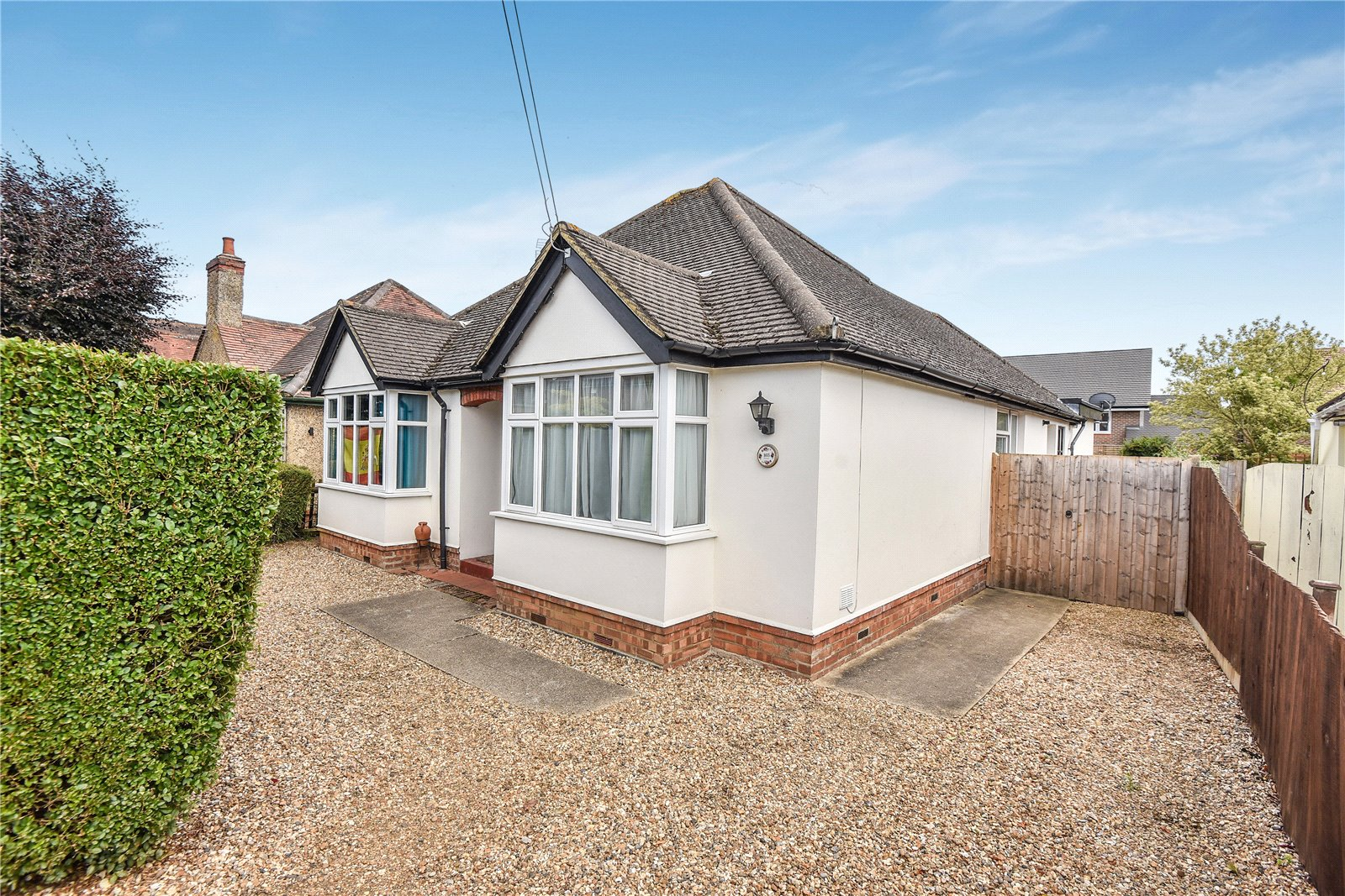 4 Bedrooms Detached Bungalow for sale in Alwyn Road, Maidenhead, Berkshire, SL6
