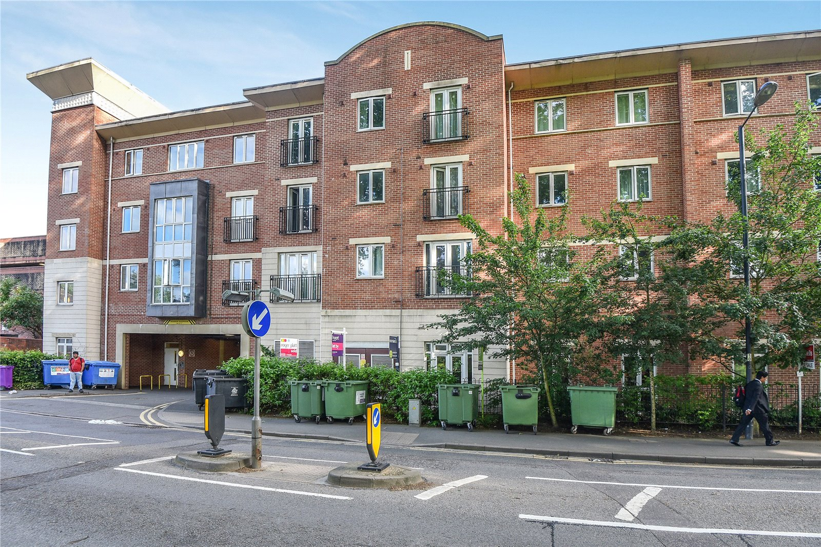 2 Bedrooms Apartment Flat for sale in Park View, Grenfell Road, Maidenhead, Berkshire, SL6