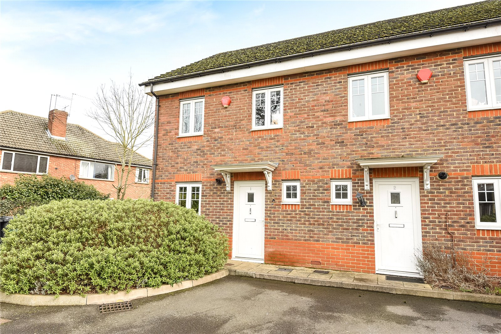 3 Bedrooms End Of Terrace House for sale in Emilia Close, Maidenhead, Berkshire, SL6