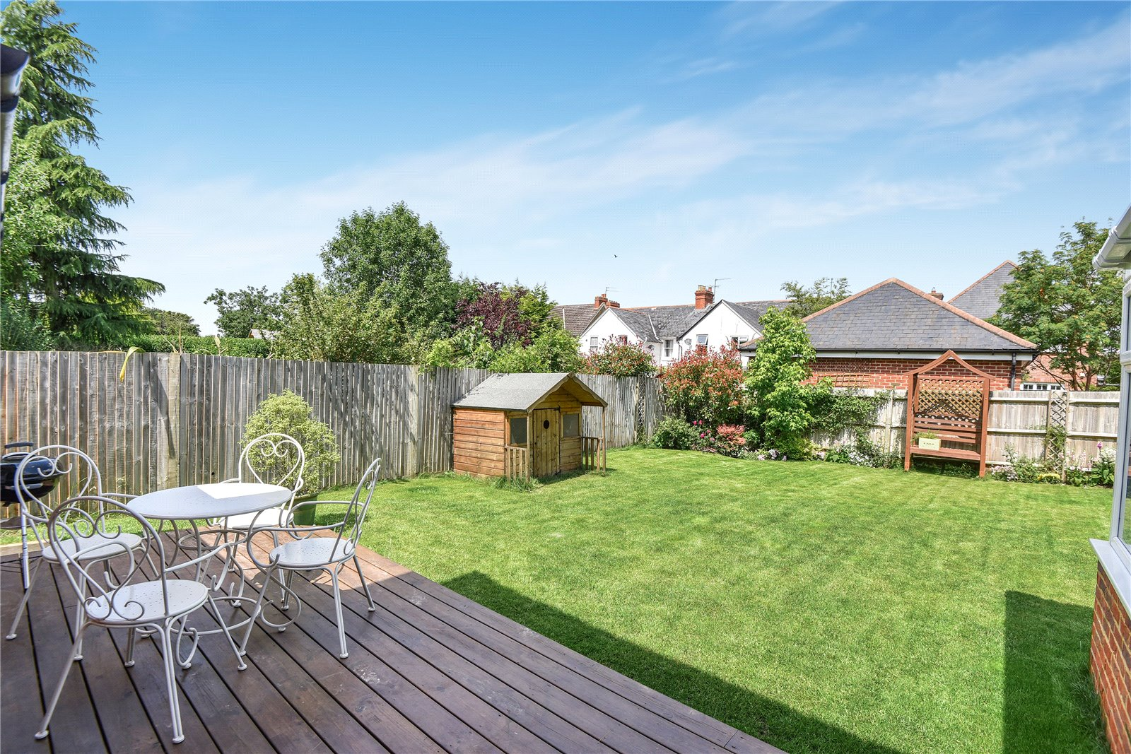 4 Bedrooms Detached House for sale in Huxtable Gardens, Maidenhead, Berkshire, SL6