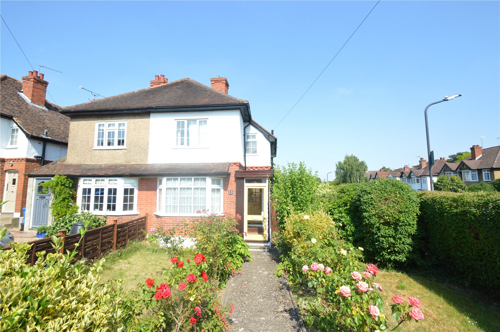 3 Bedrooms Semi Detached House for sale in College Road, Maidenhead, Berkshire, SL6
