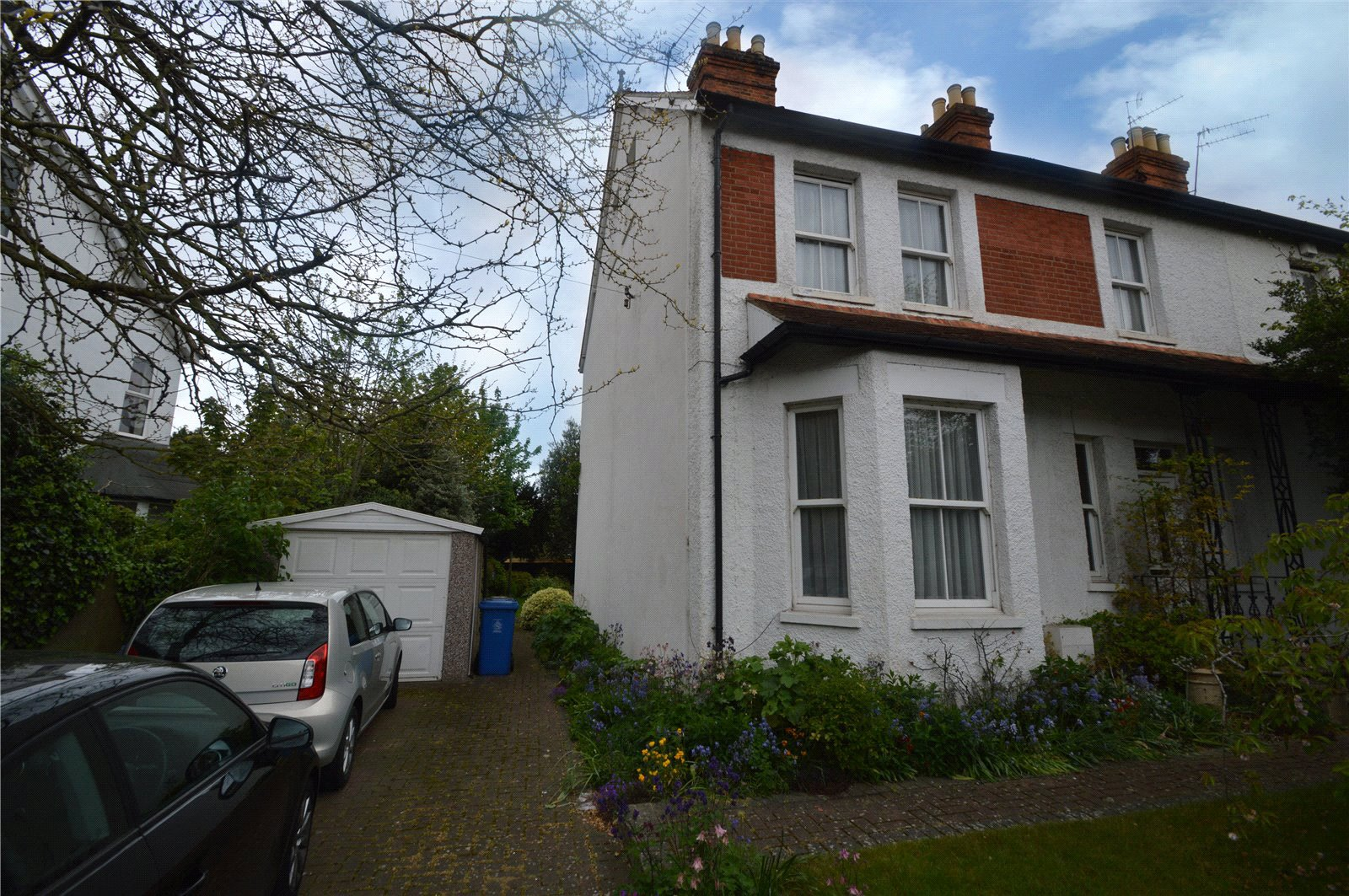 5 Bedrooms Semi Detached House for sale in St. Lukes Road, Maidenhead, Berkshire, SL6