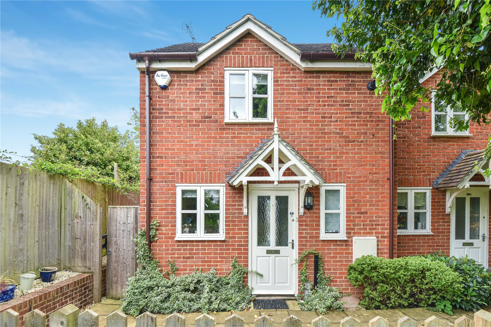 2 Bedrooms End Of Terrace House for sale in Alwyn Road, Maidenhead, Berkshire, SL6