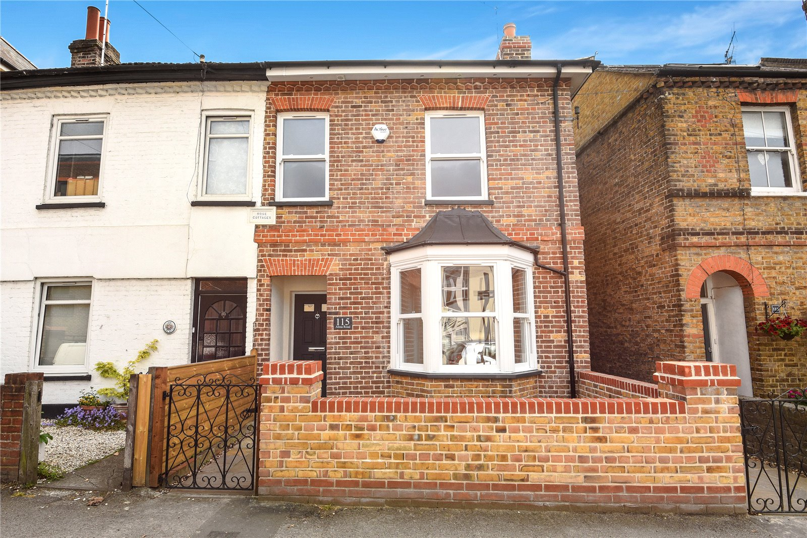 3 Bedrooms Semi Detached House for sale in Alma Road, Windsor, Berkshire, SL4