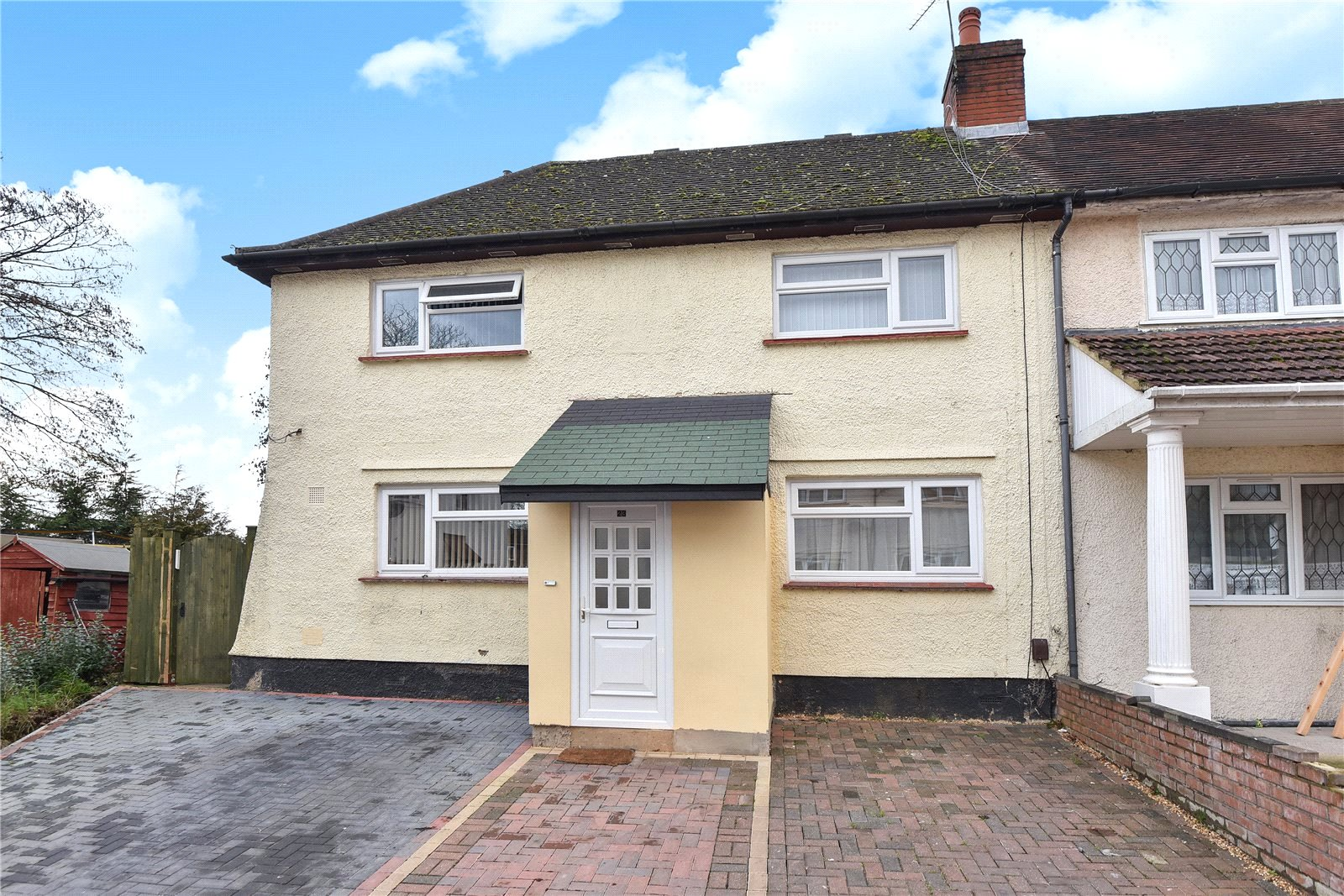 3 Bedrooms Semi Detached House for sale in Desborough Crescent, Maidenhead, Berkshire, SL6