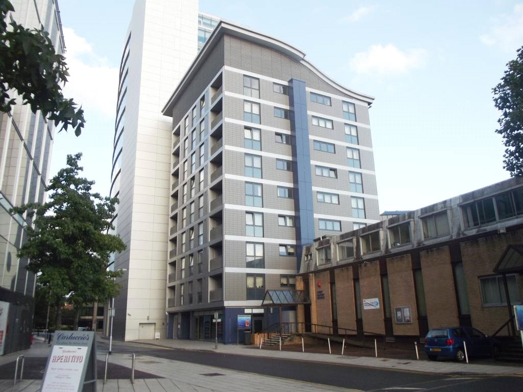 2 Bedrooms Apartment Flat for sale in St Lawrence House, Reading, Berkshire, RG1