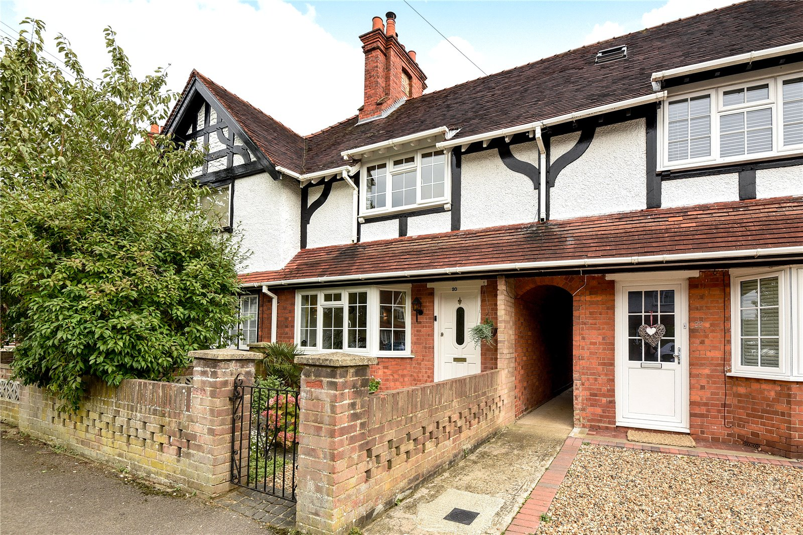 3 Bedrooms Terraced House for sale in Portlock Road, Maidenhead, Berkshire, SL6