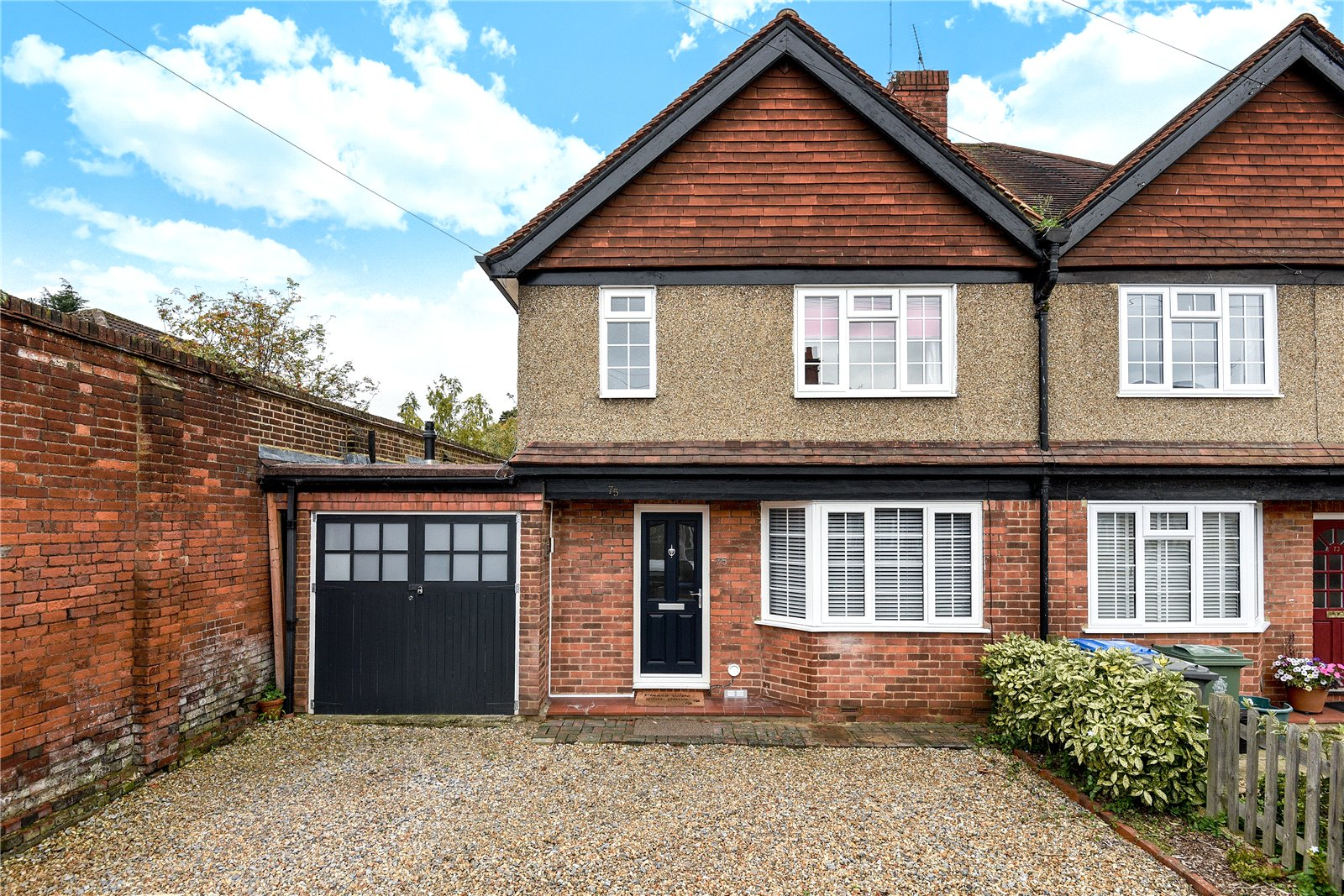 3 Bedrooms Semi Detached House for sale in Portlock Road, Maidenhead, Berkshire, SL6