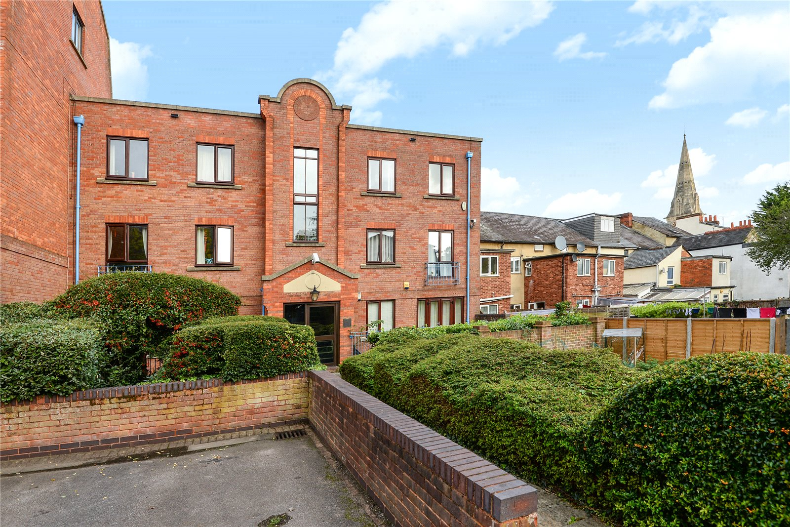 2 Bedrooms Apartment Flat for sale in Greys Court, Sidmouth Street, Reading, Berkshire, RG1