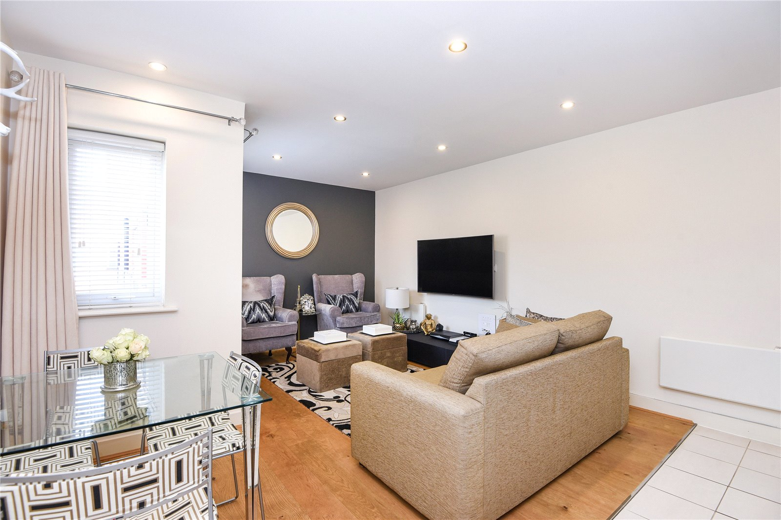 1 Bedroom Apartment Flat for sale in Heron House, Rushley Way, Reading, Berkshire, RG2