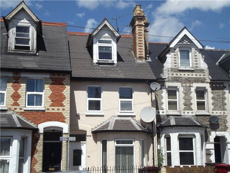 4 Bedrooms Terraced House for sale in Pell Street, Reading, Berkshire, RG1