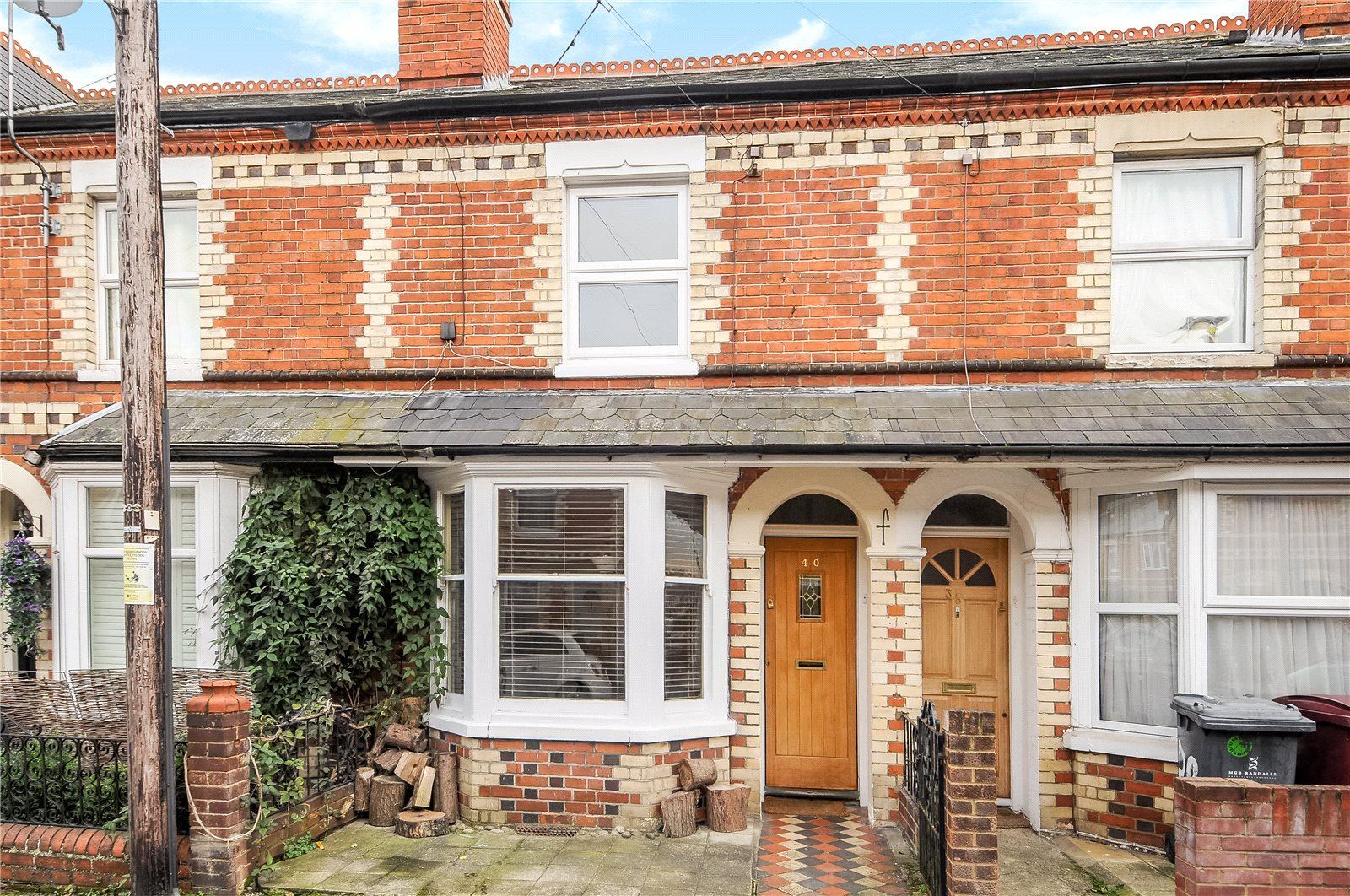 2 Bedrooms End Of Terrace House for sale in Coventry Road, Reading, Berkshire, RG1