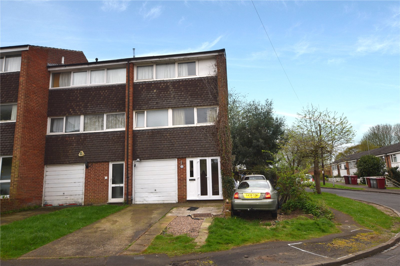 4 Bedrooms End Of Terrace House for sale in Hillbrow, Reading, Berkshire, RG2
