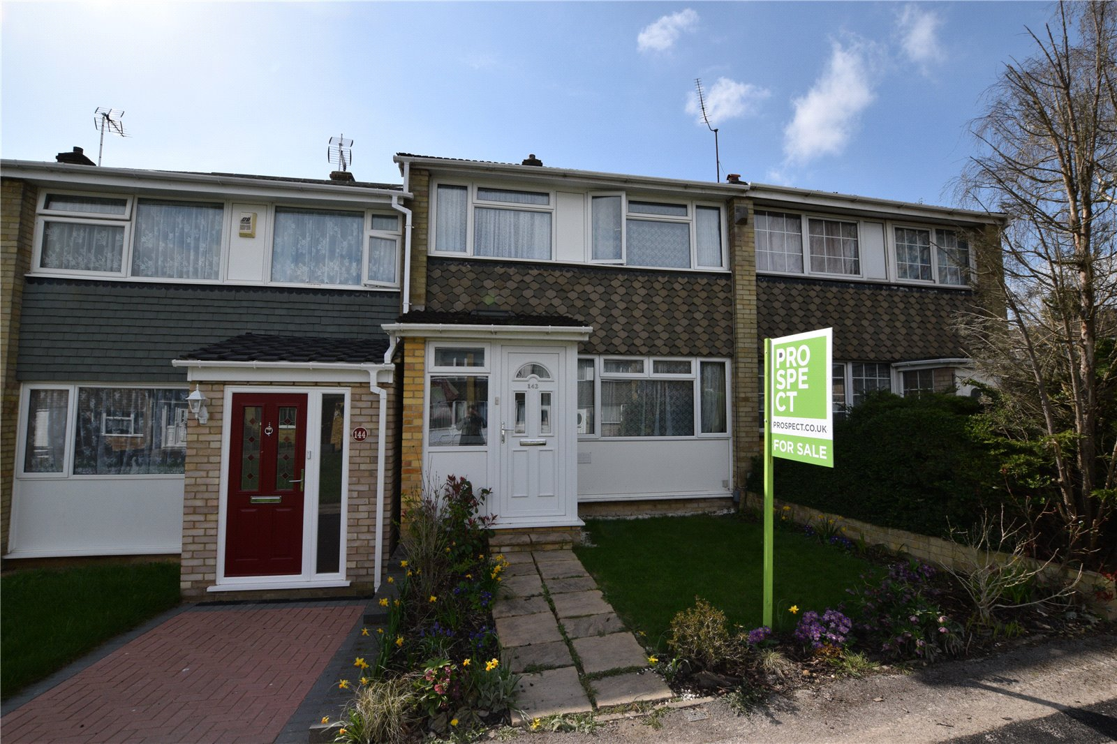 3 Bedrooms Terraced House for sale in Hatford Road, Reading, Berkshire, RG30