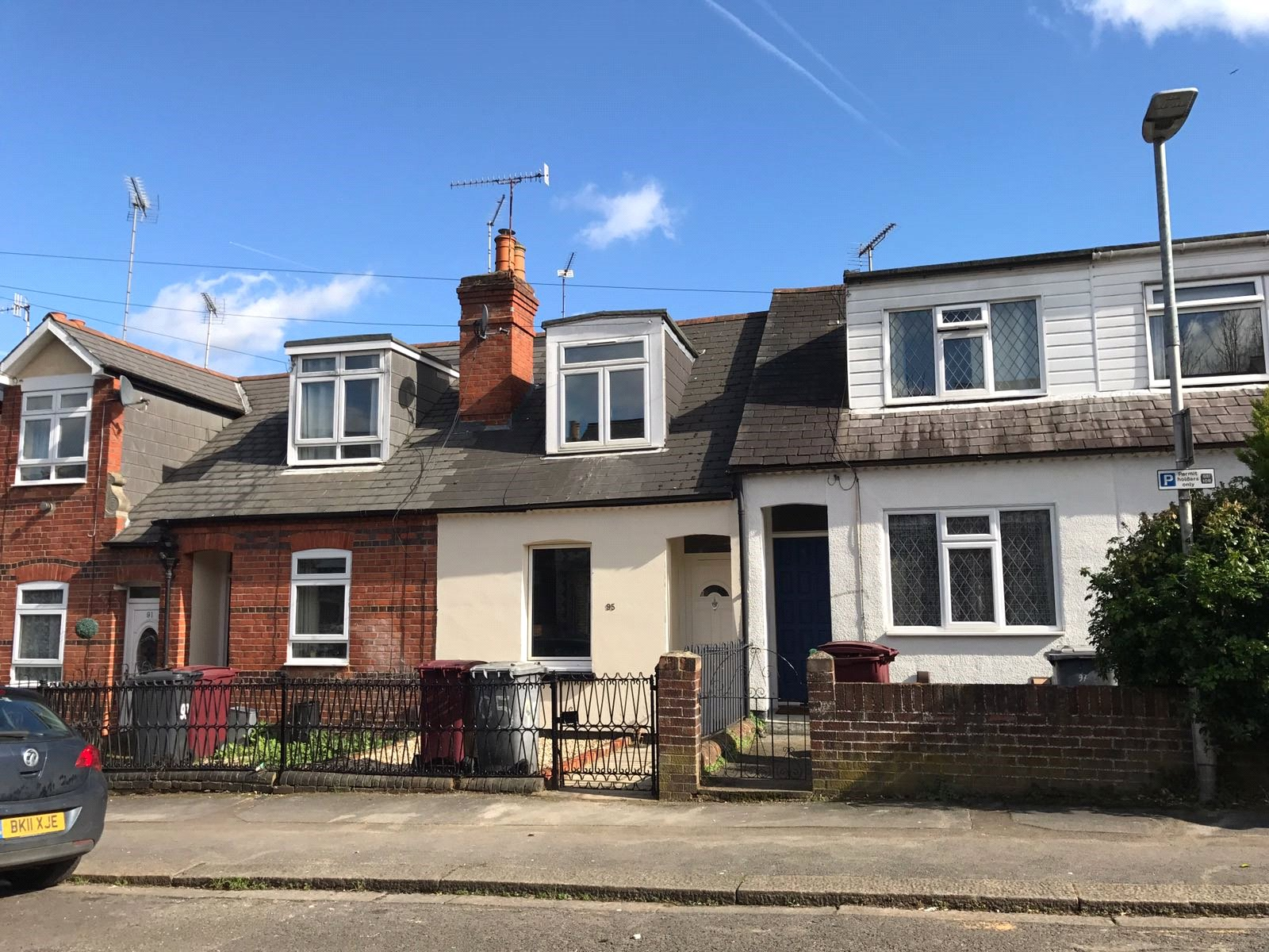 1 Bedroom Terraced House for sale in Highgrove Street, Reading, Berkshire, RG1