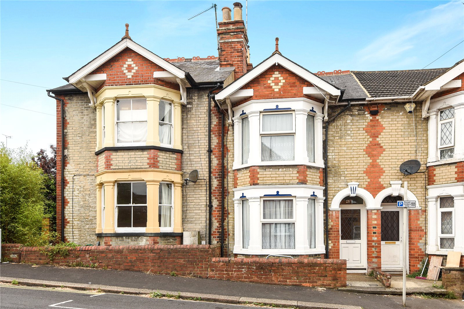 3 Bedrooms Terraced House for sale in Franklin Street, Reading, Berkshire, RG1