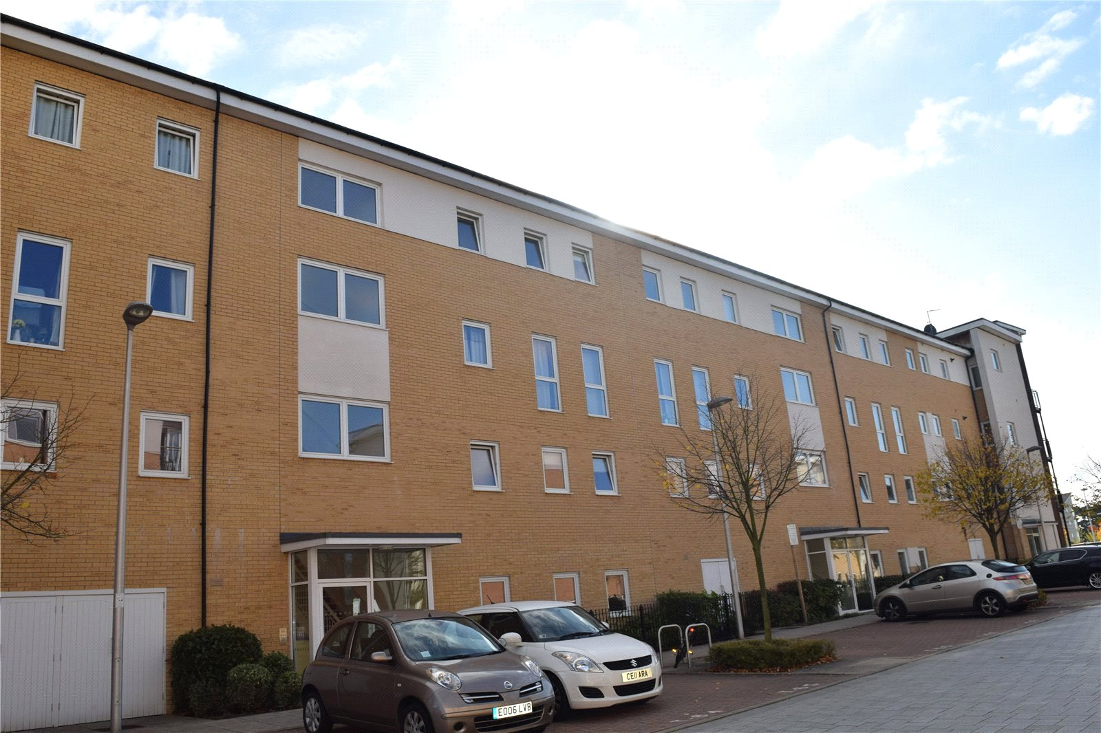 1 Bedroom Apartment Flat for sale in Tean House, Havergate Way, Reading, Berkshire, RG2