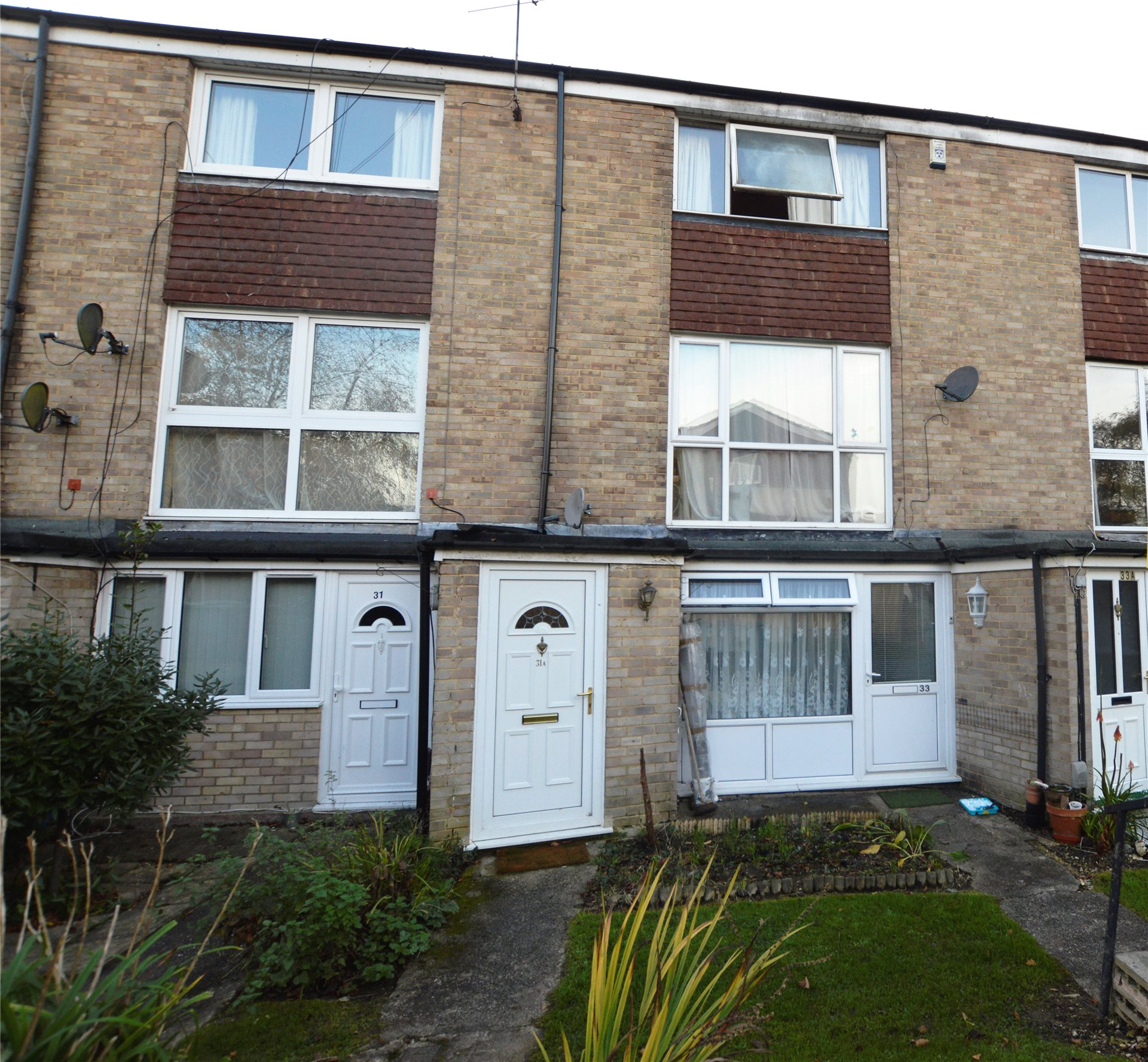 1 Bedroom Apartment Flat for sale in Hillbrow, Reading, Berkshire, RG2
