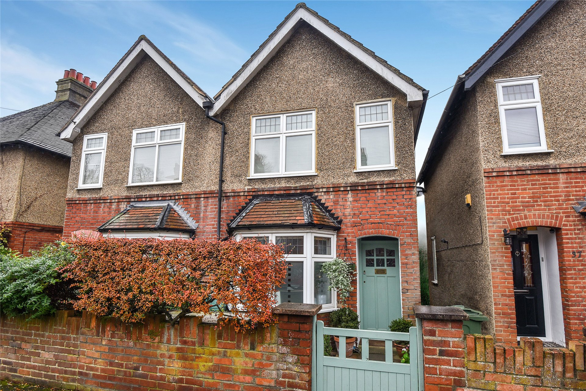 2 Bedrooms Semi Detached House for sale in Clare Road, Maidenhead, Berkshire, SL6