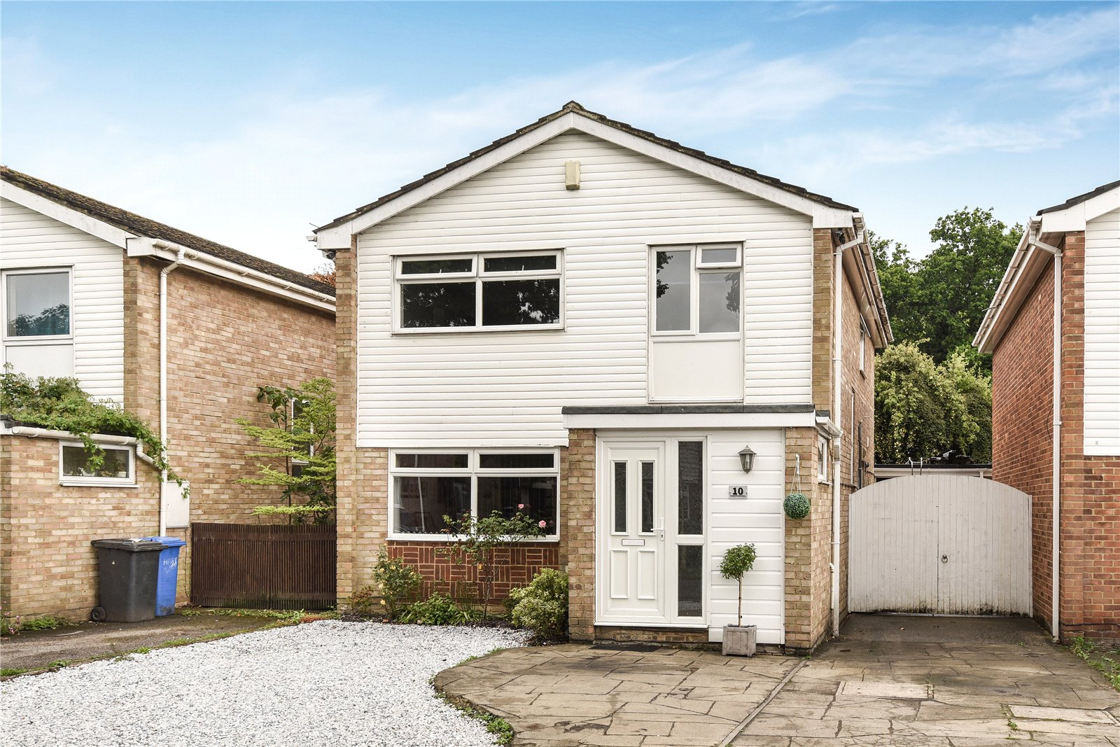 4 Bedrooms Detached House for sale in Globe Farm Lane, Blackwater, Camberley, GU17
