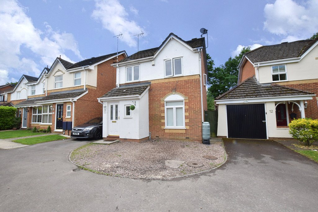 3 Bedrooms Link Detached House for sale in Seddon Hill, Warfield, Bracknell, Berkshire, RG42