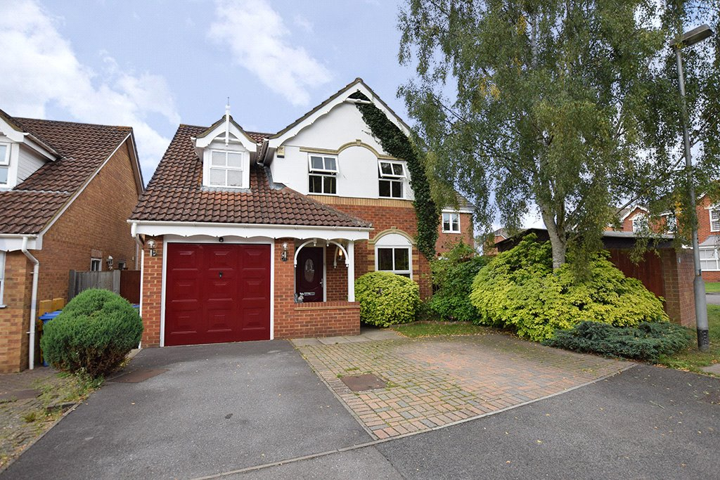 3 Bedrooms Detached House for sale in Skelton Fields, Warfield, Berkshire, RG42