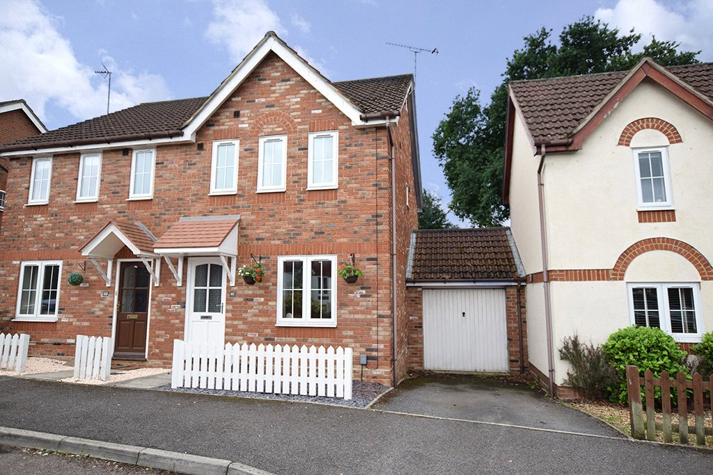 3 Bedrooms House for sale in Hebbecastle Down, Warfield, Berkshire, RG42