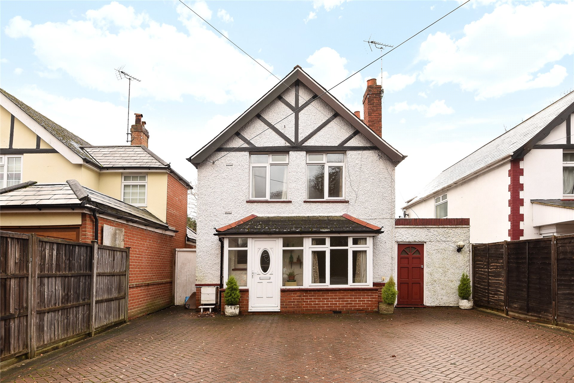 5 Bedrooms Detached House for sale in Reading Road, Winnersh, Berkshire, RG41