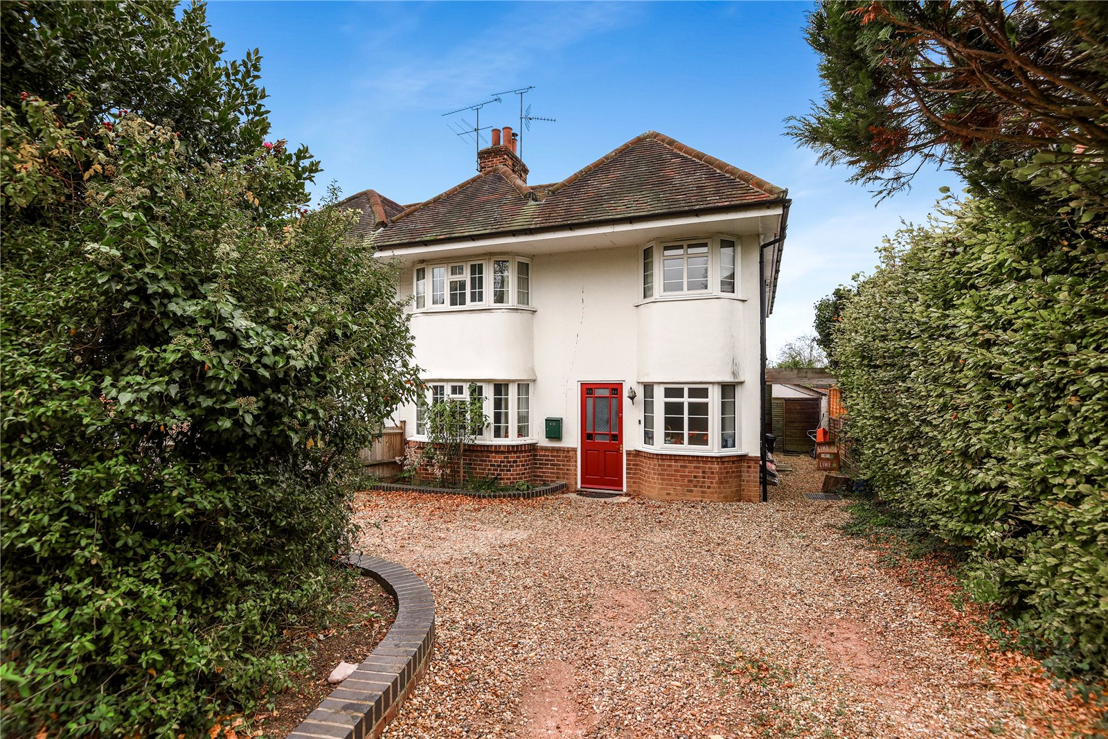 4 Bedrooms Semi Detached House for sale in Wokingham Road, Earley, Reading, Berkshire, RG6