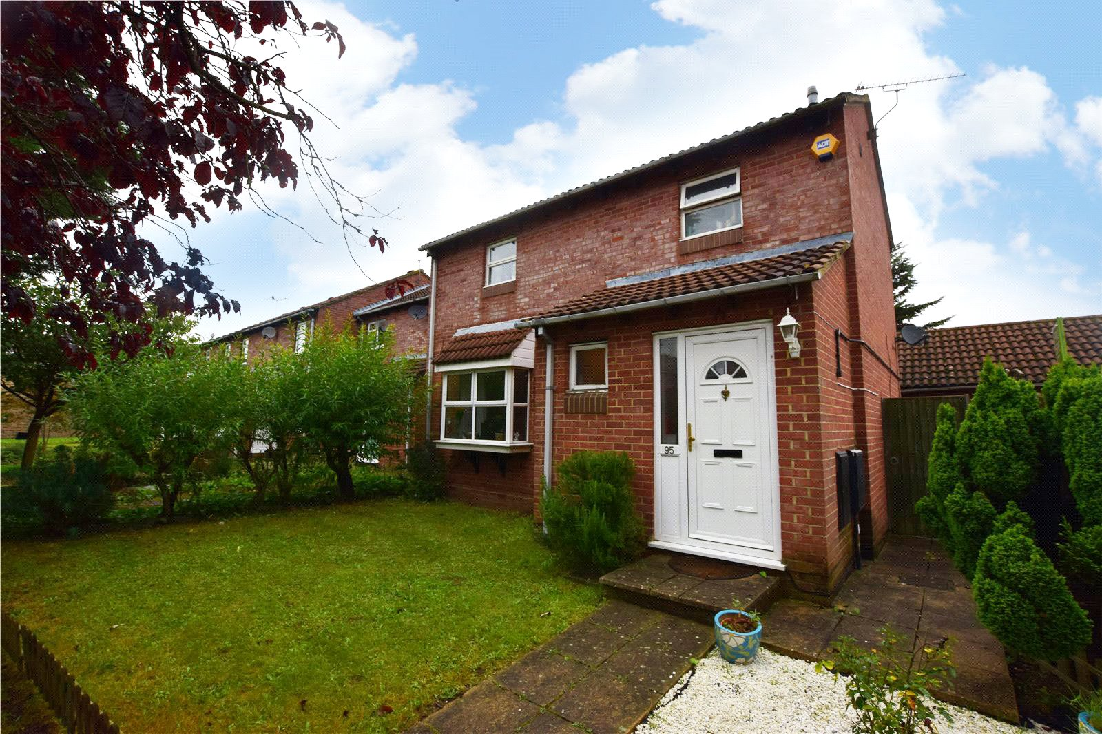 3 Bedrooms End Of Terrace House for sale in The Delph, Lower Earley, Reading, Berkshire, RG6