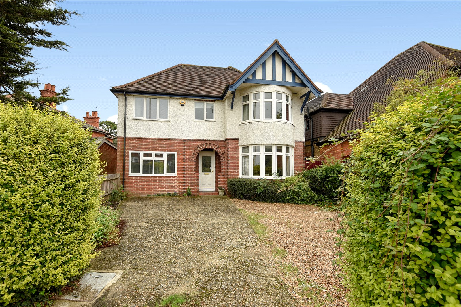5 Bedrooms Detached House for sale in Elm Road, Earley, Reading, Berkshire, RG6