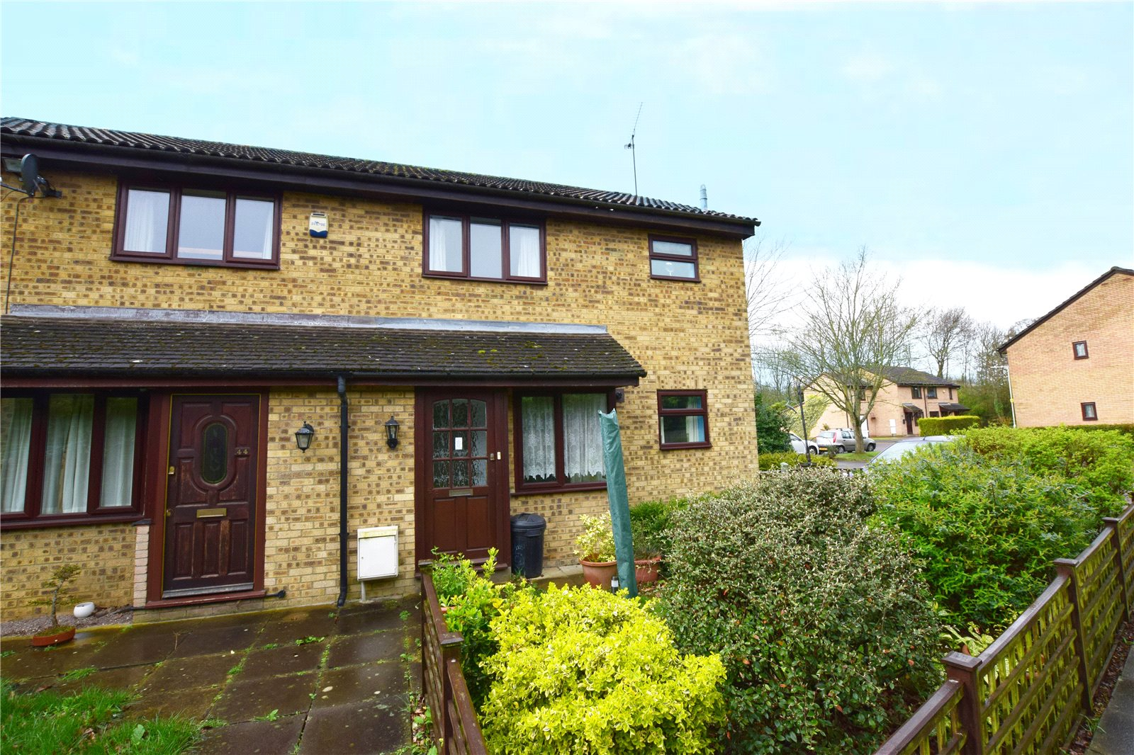 1 Bedroom Terraced House for sale in Marefield, Lower Earley, Reading, Berkshire, RG6